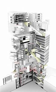 138 Best Facade Isometric Sections Images On Pinterest