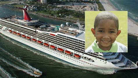 Boy Drowned In Cruise Ship Pool - ABC News