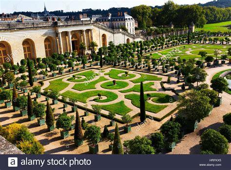 Versailles Garden France Stockfotos & Versailles Garden
