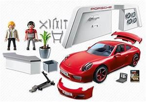 Voiture Playmobil Porsche : playmobil licence porsche 911 carrera s voiture sport ~ Melissatoandfro.com Idées de Décoration