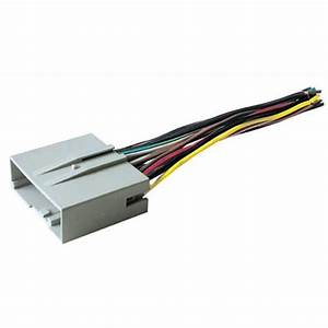 Aftermarket Radio Wiring Harnes For Ford