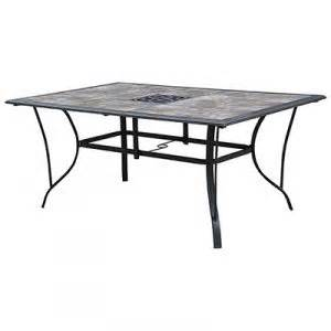 Fleet Farm Patio Table by Find The Courtyard Creations Torrey Pines Tile Top Dining