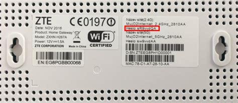 Untuk tipe modem zte lain, biasanya alamat ip, username dan password juga sama dengan tipe f609. O2 | Základní modem ZTE H267A - Ruční nastavení WiFi ...