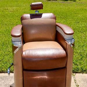 Project Antique Barber Chairs