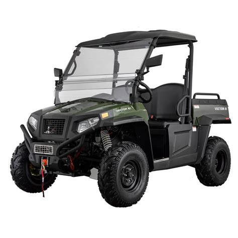 electric utility vehicles vector e1 electric utility vehicle 17uhd5d0007 the home