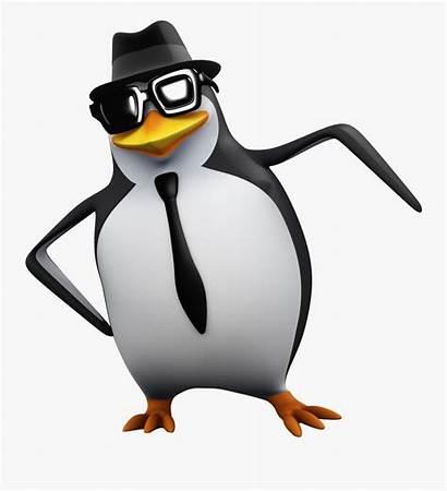 Penguin Madagascar Penguins Meme Clipart Transparent Hat