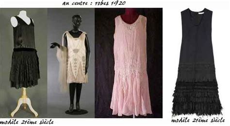 Modele Couture Robe Charleston