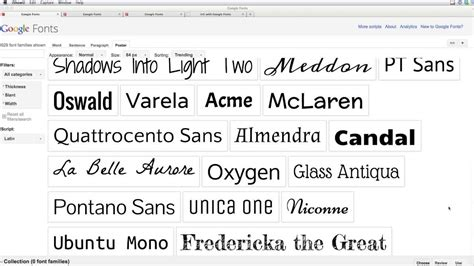 Using Google Fonts With In5 (indesign To Html5)