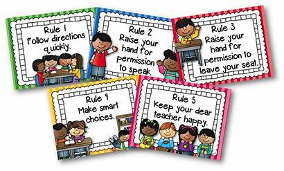 Teaching Rules Posters Classroom Brain Whole Printable