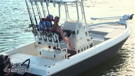 Skeeter Boat Center by Skeeter Bay Boat Sx2250 Center Console Saltwater Fishing