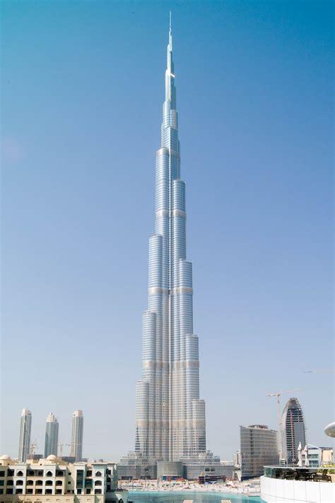 Burj Khalifa Beautiful Places To Visit