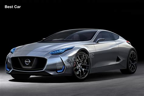 New Nissan Z-car Concept Gearing Up For Tokyo 2017