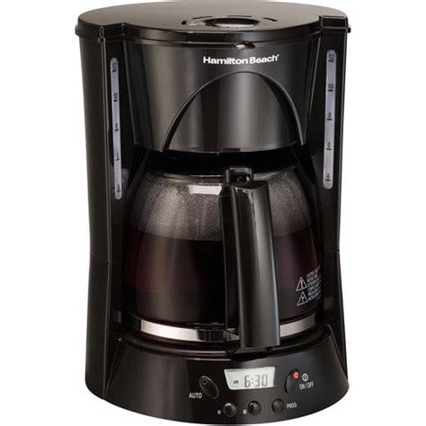 Target/kitchen & dining/hamilton beach coffee pot (163). Hamilton Beach 12-Cup Coffee Maker, Black - Walmart.com