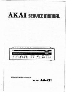 Akai Aa-r11