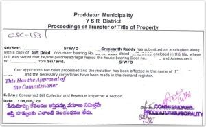 mutation  property    title  property