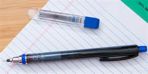 Best Mechanical Pencil The Best Mechanical Pencils Reviews By Wirecutter A New