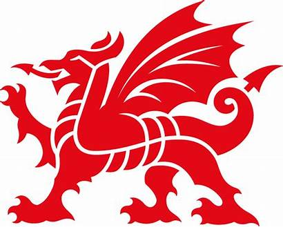 Welsh Dragon Wales Transparent Flag Themes Translate