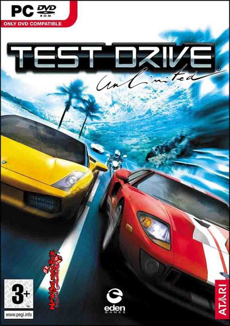 test drive unlimited   full version setup