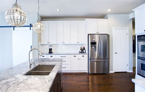 kitchen island seating for 6 modern white kitchen with espresso island contemporary