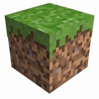 Minecraft Block Grass 3d Computer Mod Software