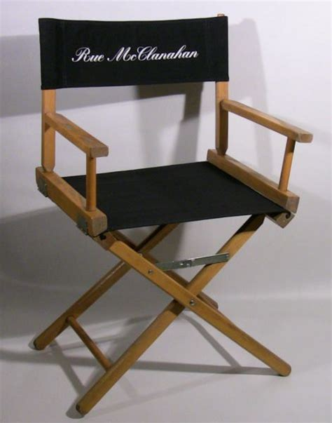 personalized directors chair now 80 personalized director s chair back and seat cover