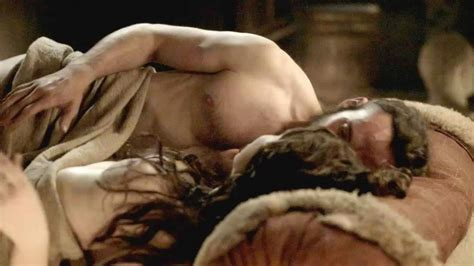 Jennie Jacques Naked Sex Scene From Vikings Scandal Planet