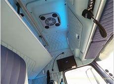 Volvo FH12 custom design leather interior A&T Autostyle