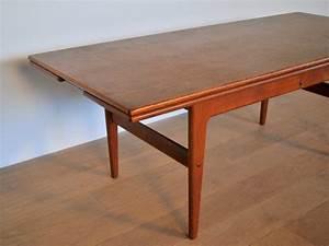 Table Basse Scandinave Vintage : table systeme scandinave vintage patent anm maison simone nantes ~ Teatrodelosmanantiales.com Idées de Décoration