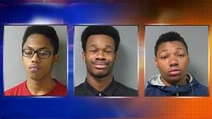 Two Teens Arrested, One Wanted in New Year's Day Robberies ...