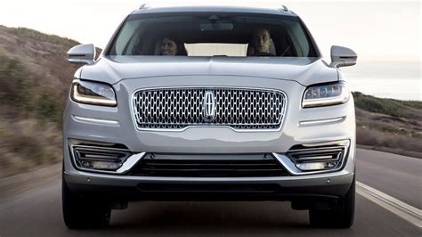 2019 Lincoln Nautilus  The New Mkx Replacement Youcar