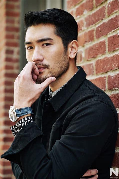 godfrey gao   asian prince charming tackled racism