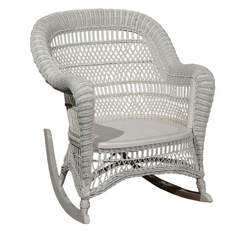 heywood wakefield wicker rocking chair at 1stdibs