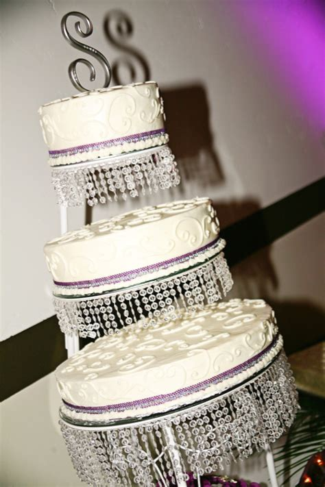 cake stands crystals  homemade  pinterest
