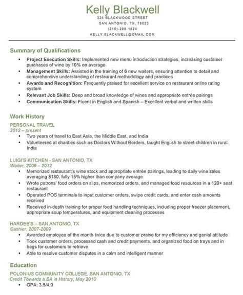 17 best ideas about resume exles on