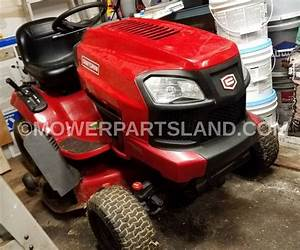 Replaces Craftsman Model 917 203810 Lawn Tractor