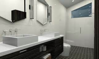 ridgecrest designs orinda modern master bath
