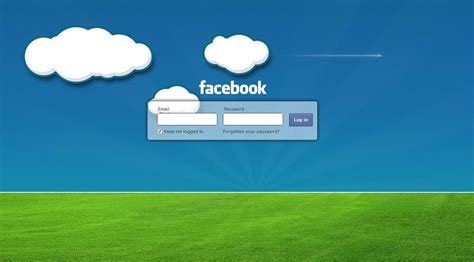 Change Your Facebook Login Background With This Chrome/ium