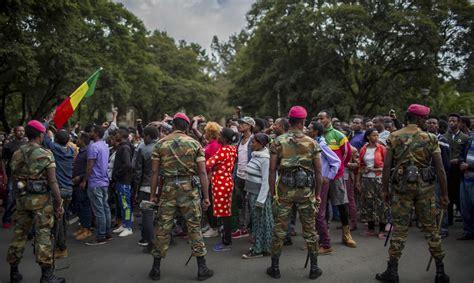 Etiopijā etniskajā vardarbībā dzīvību zaudējuši 23 cilvēki ...