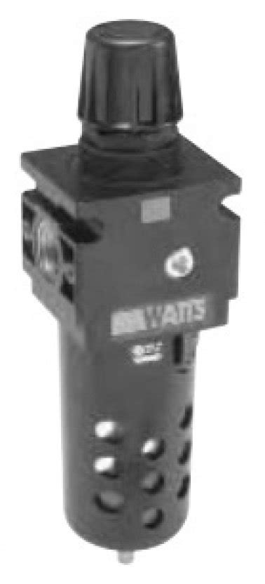 B105-06WGD Parker Watts Pneumatic Filter / Regulator