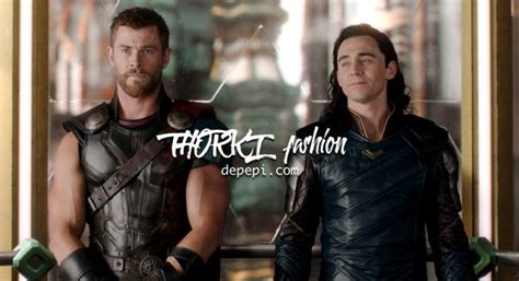 Thorki Fashion How To Rock A Godly Look Depepi