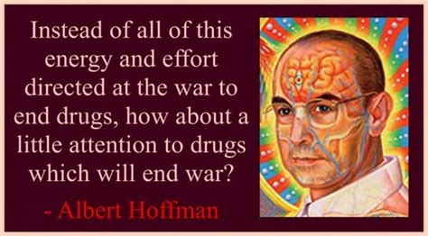 alien punk albert hofmann quotes