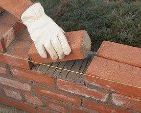 build  brick garden wall extreme