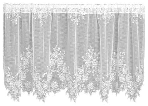 Lorraine Home Cascade Sheer Ruffled Kitchen Curtain Single Door Curtain Thermal Curtains Same Day Delivery Red Blackout With Grommets Hookless Shower Liner Plastic Custom Made Toronto And Linens Ltd Woodham Tyco Ceo What Height Do You Hang Rods