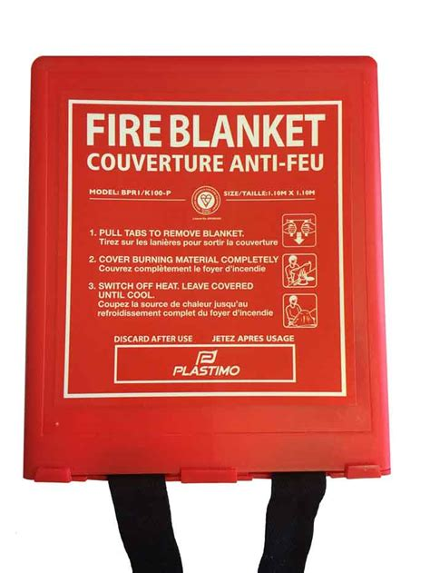 Boat Safety Fire Blanket by Marine Fire Blanket