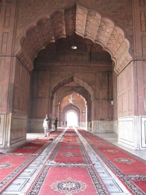 jama masjid mosque delhi photo
