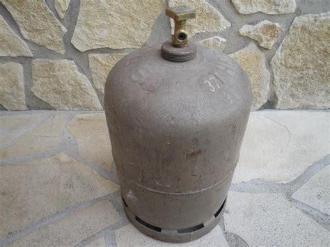 consigne bouteille de gaz photo bouteille de gaz butane 13 kg vide pour consigne