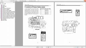 Yanmar Marine Engine 4lha Series Part Catalog Operation