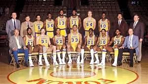 1982 NBA Champion Los Angeles Lakers