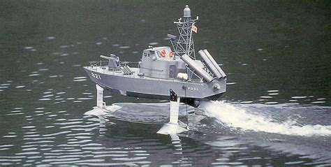 Hydrofoil Rc Boat by Attachment Browser Hydrofoil Missile Jpg By Y Takahashi