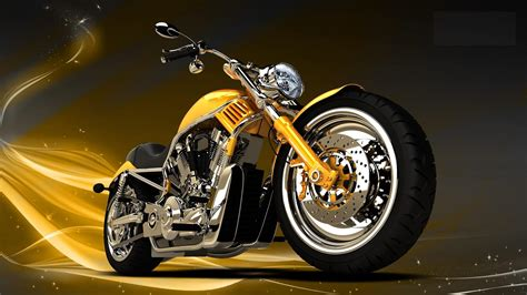 Yellow Bike 1920x1080 HD Wallpapers 2013 - 9to5 Car Wallpapers